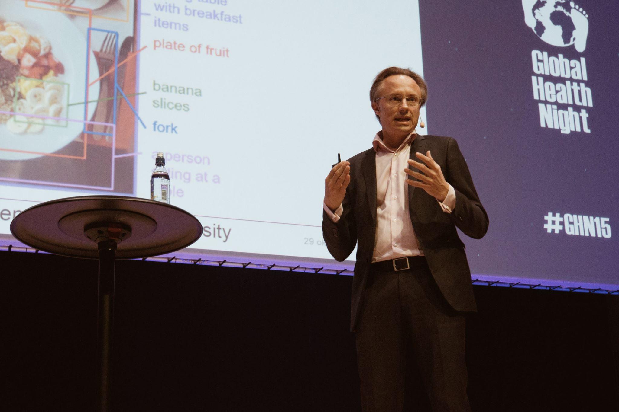 Johan Lundin